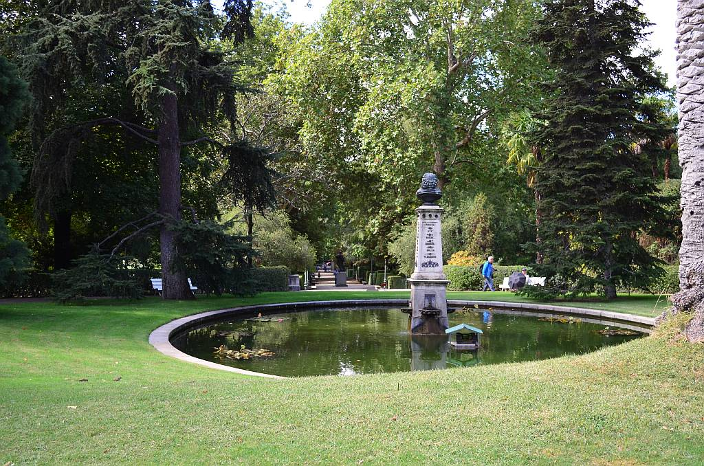 Royal Botanical garden of Madrid