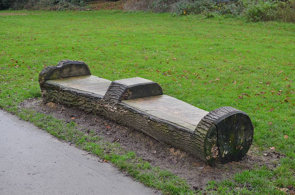 bench, Woodley