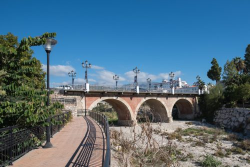 Bridge, Nerja