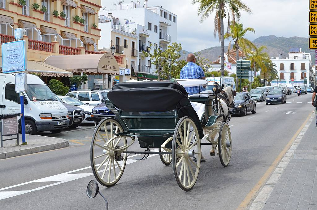 Carriage, Nerja