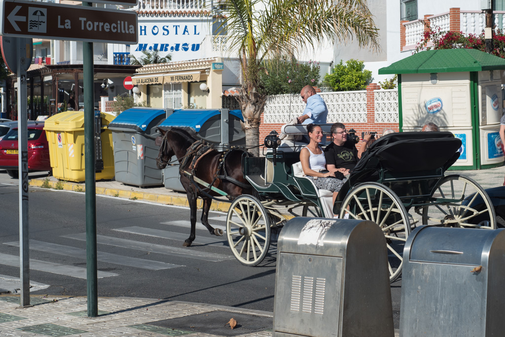 Carriage Ride, Nerja