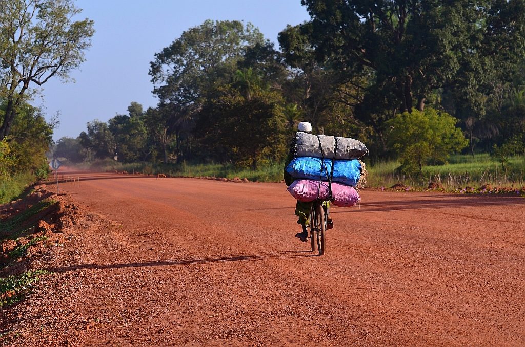 Cyclist, The Gambia