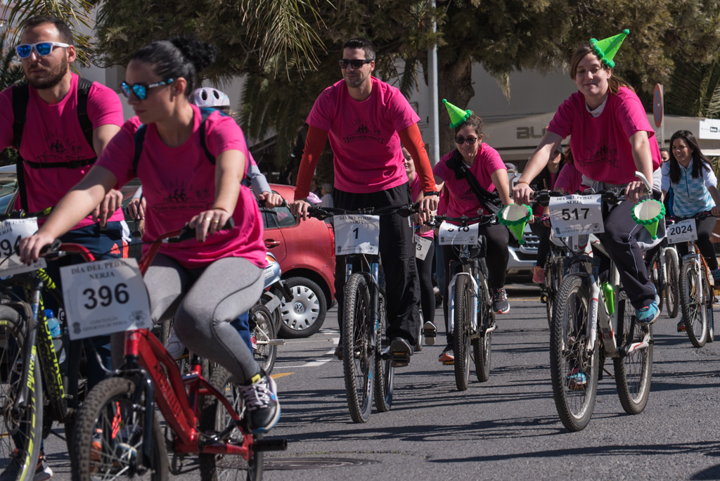 Day of the Bicycle, Nerja