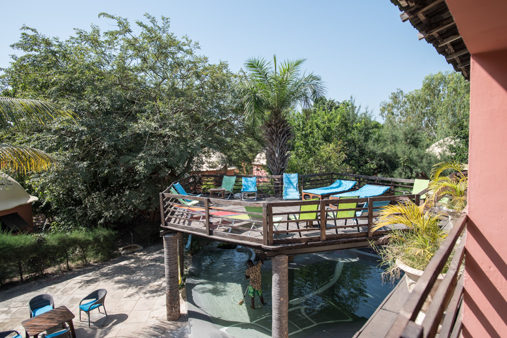 Footsteps Eco-Lodge, Gambia
