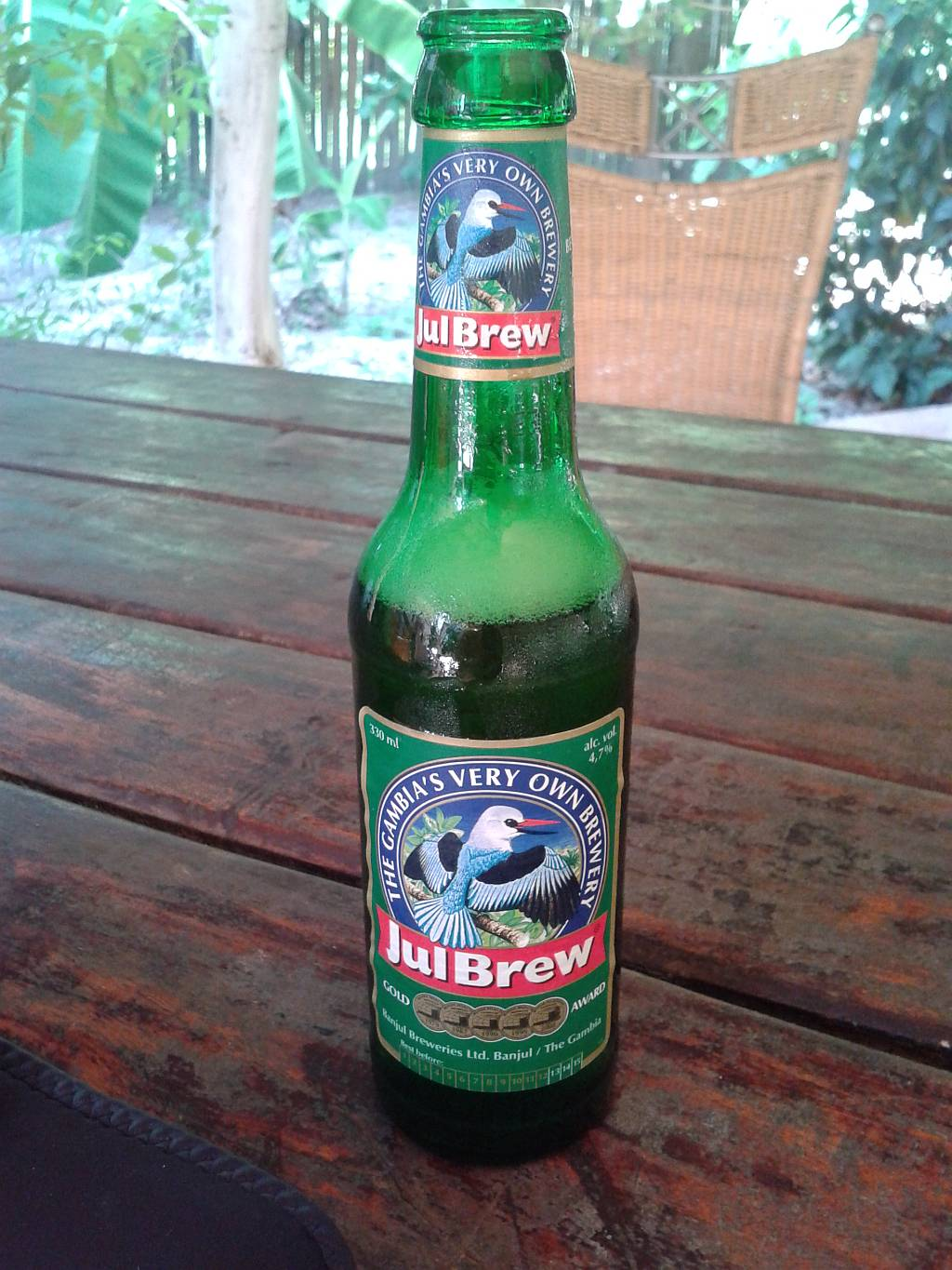 Julbrew, The Gambia