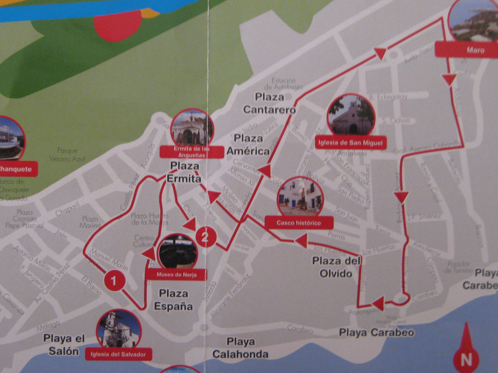 City Sightseeing Nerja Rob