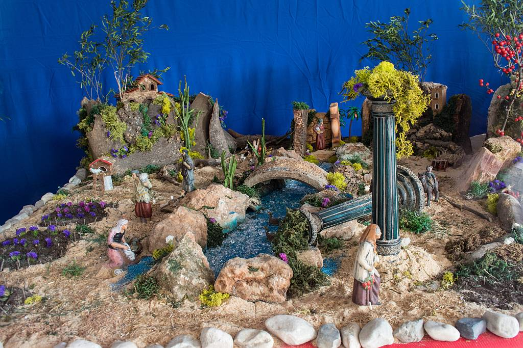 Nativity scene, Nerja