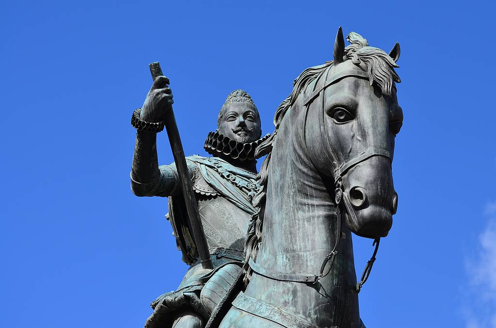 Phillip III, Madrid