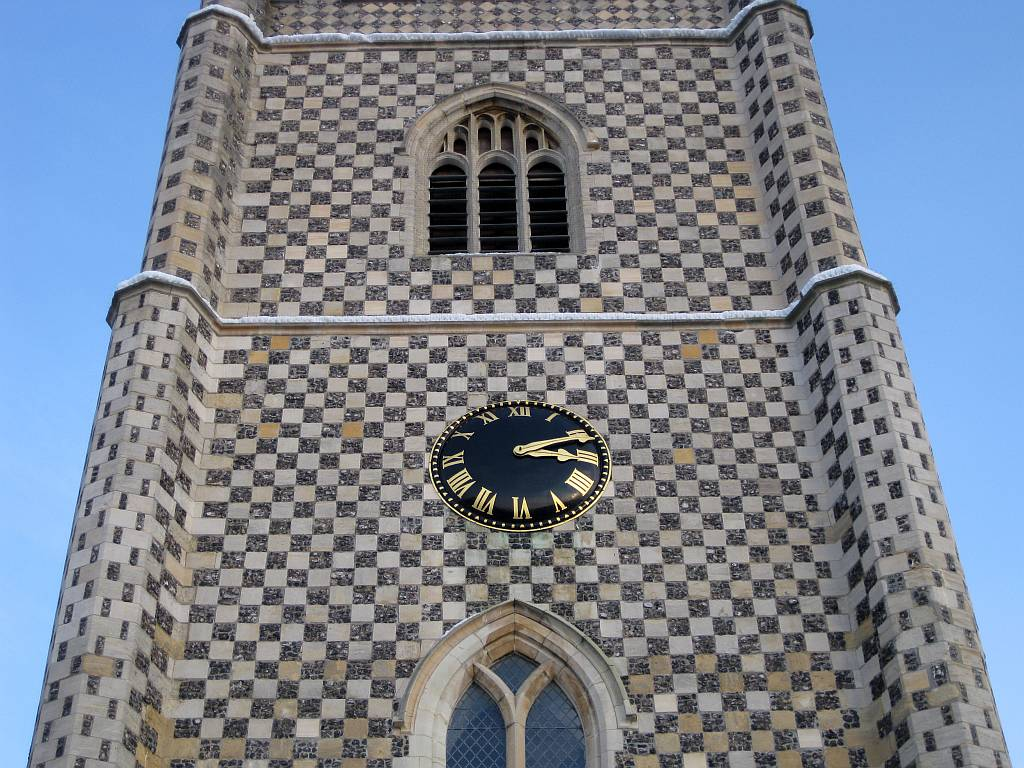 St Mary the Virgin in Reading
