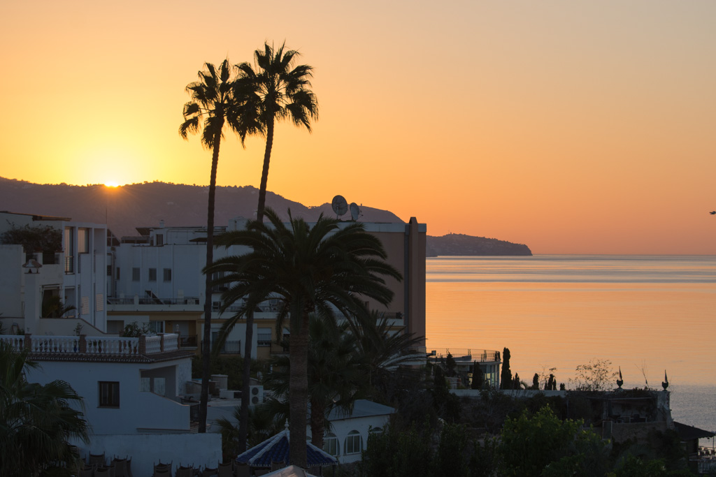 Nerja sunrise